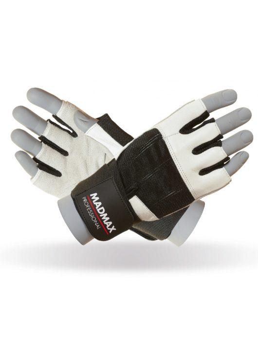 MADMAX Professional White kesztyű