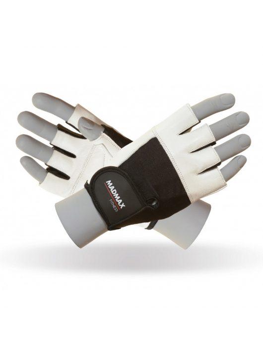 MADMAX Fitness White kesztyű