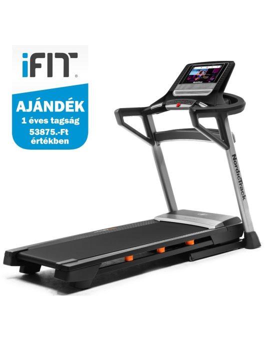 NordicTrack T9.5S  futópad + ajándék iFIT 1 éves tagság