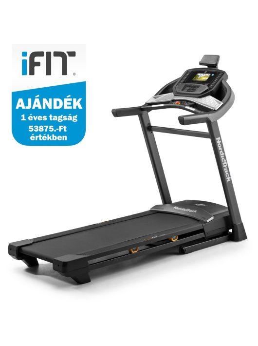 NordicTrack T12.0 futópad + ajándék iFIT 1 éves tagság - kiállított darab