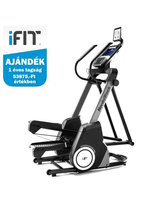 NordicTrack FreeStride Trainer FS9i elliptikus tréner + ajándék iFIT tagság