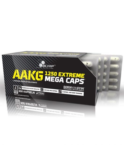 Olimp AAKG Extreme 1250 Mega caps 300 kapszula