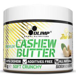 Olimp Cashew Butter kesudióvaj 300g - Soft Crunchy