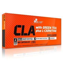 Olimp Labs CLA & GREEN TEA plus L-CARNITINE SE