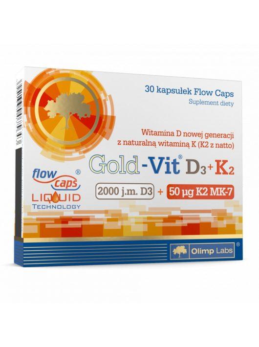 Olimp Gold-Vit D3+K2 vitamin 30 kapszula