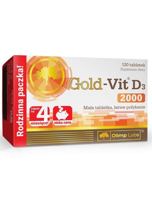 Olimp Gold-Vit D3+K2 vitamin 60 kapszula