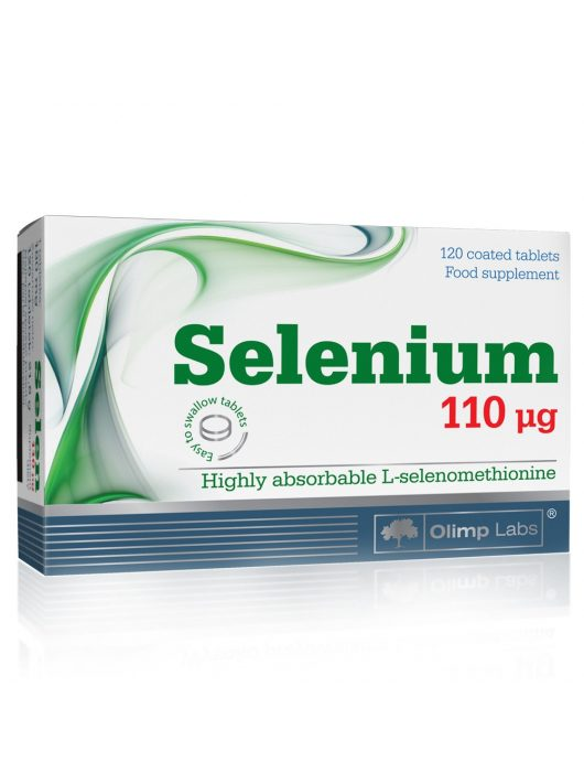Olimp Labs Selenium (Szelén) 110 µg - 120 tabletta