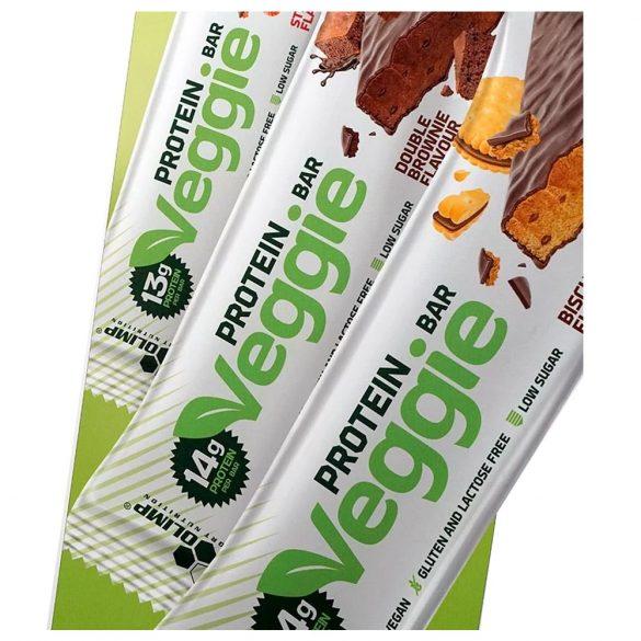 Olimp Veggie Protein Bar 50g - Strawberry