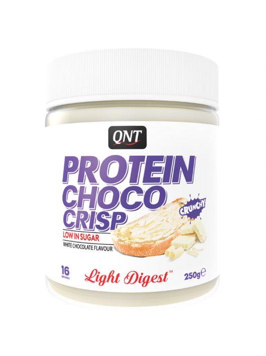QNT Protein Spread Crunchy White Choco krém - 250g