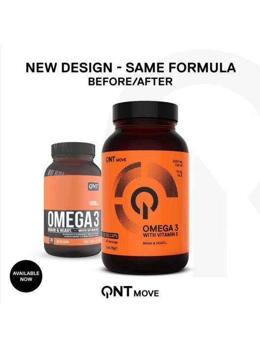 QNT Omega 3 1000 mg