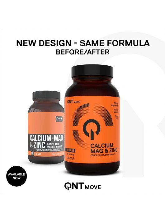 QNT Calcium Mag & Zinc tabs ásványi formula