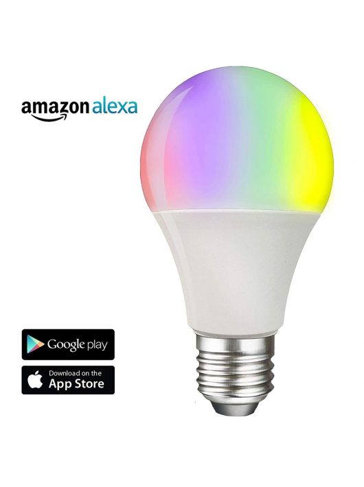SWISSTONE SH 340 Smart Home LED fényforrás színes (E27)
