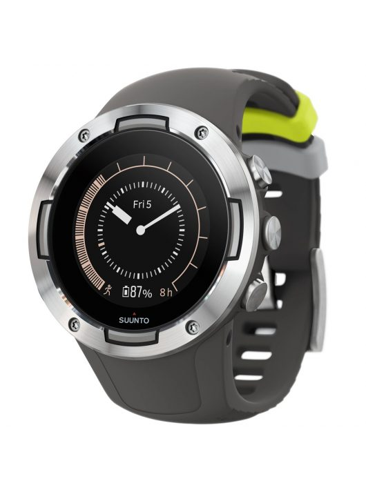 Suunto 5 All Black  GPS Watch