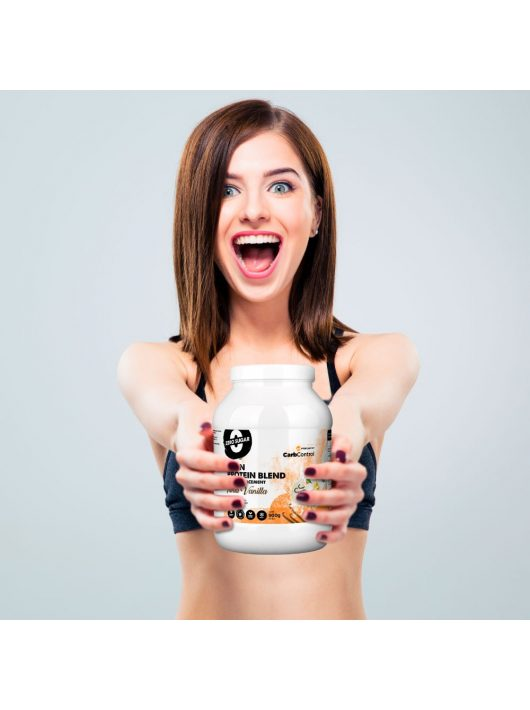 ForPro Burn Protein Blend 900g - Tahiti Vanilla