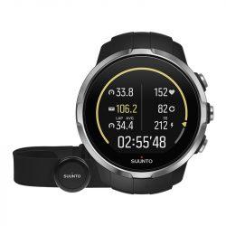 Suunto Spartan Sport Black pulzusmérő óra