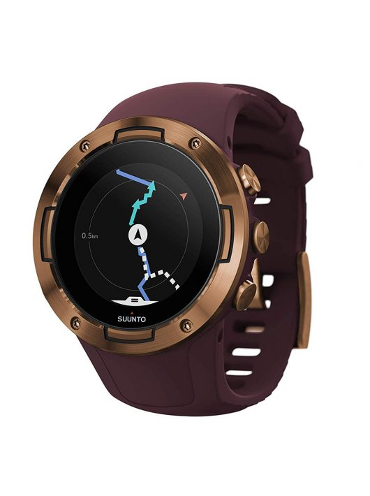 Suunto 5 Burgundy Copper GPS Watch