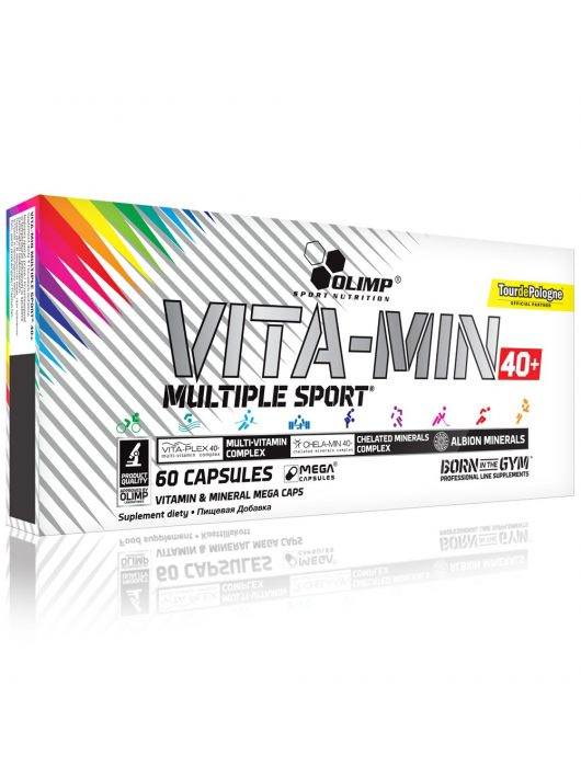 OLIMP Vita-Min Multiple Sport™ 40+ multivitamin
