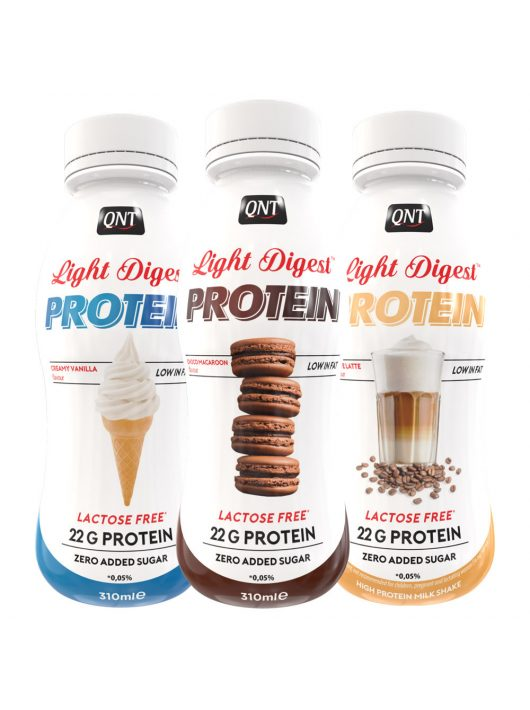 QNT Light Digest Shake 310 ml Cafe Latte