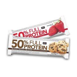 QNT 50% FULL PROTEIN BAR fehérje szelet 50 g