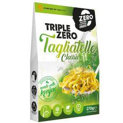 Triple Zero Pasta-tagliatelle