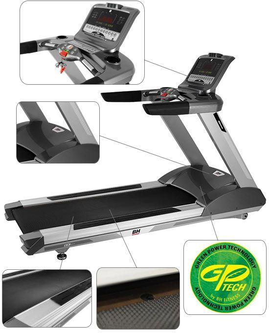 Bh Fitness LK6600 futópad