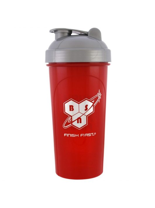 BSN Shaker Red - 700ml