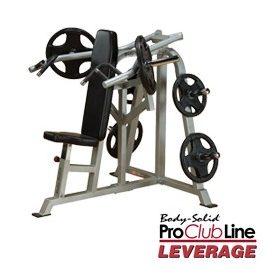 Pro Club Line szabadsúlyos gépek