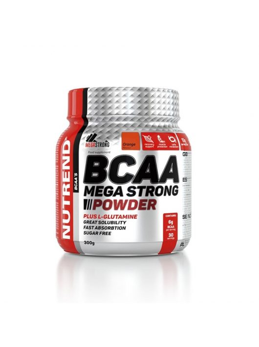 Nutrend BCAA Mega Strong - 300 g