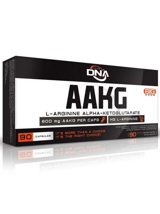 DNA AAKG - 90 kapszula