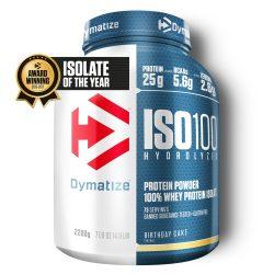 Dymatize ISO 100- 2200g