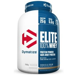 Dymatize Elite Whey New - 2100g