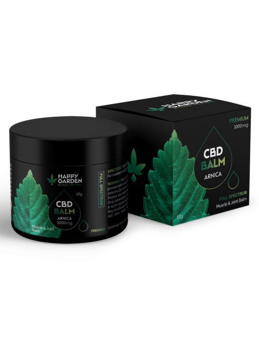 Happy Garden CBD + ARNICA izom és ízületi balzsam 1000 mg