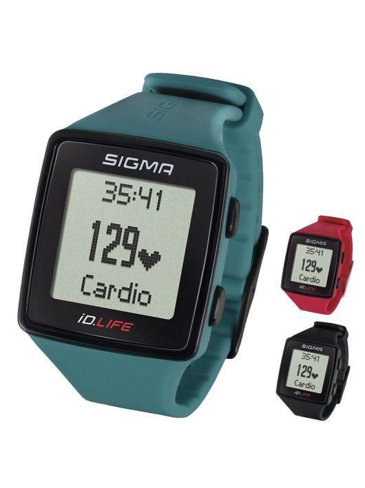 SIGMA iD.LIFE pulzusmérő óra