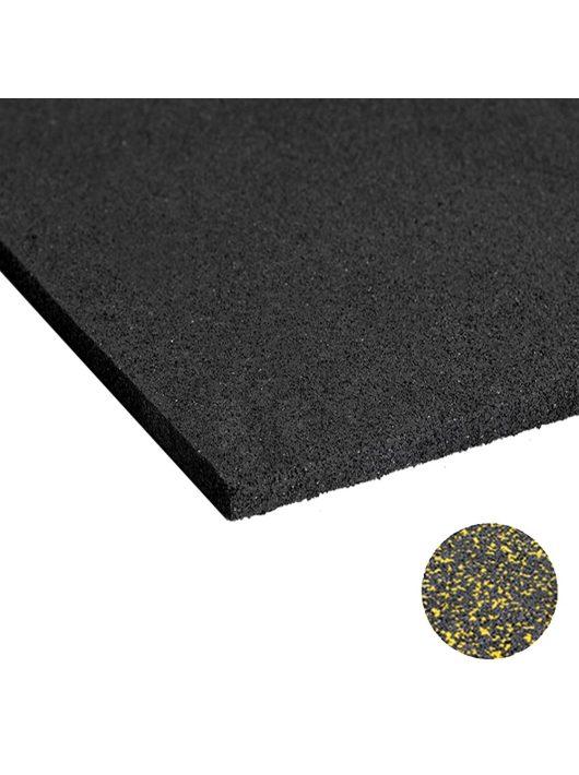 Kültéri Prémium burkolat 1m² /db - fekete-sárga mix