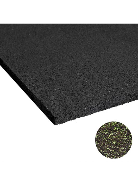 Kültéri Prémium burkolat 1m² /db - fekete-zöld mix