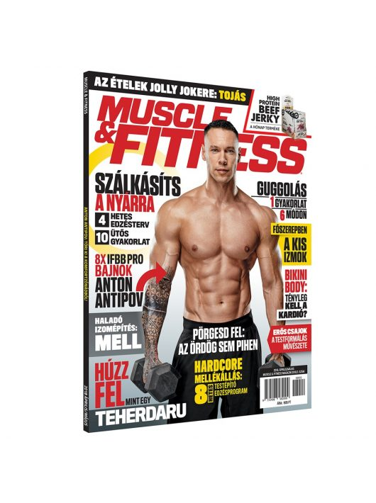 Muscle&Fitness 2018/2.lapszám