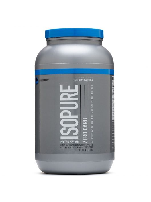 Nature's Best Isopure Low Zero Carb - 1000g