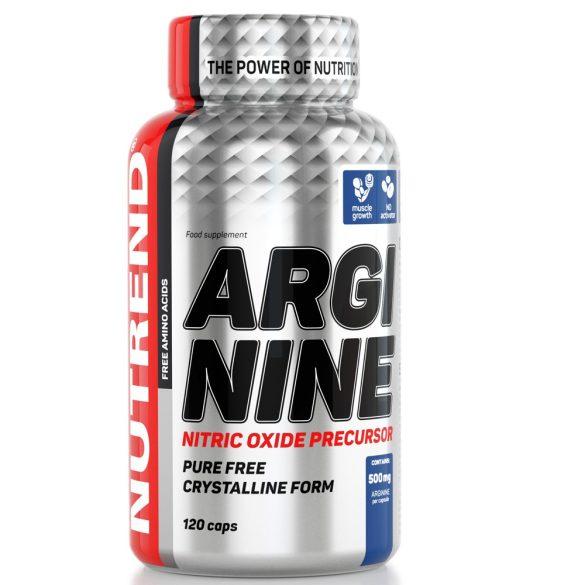 Nutrend Arginine 120 kapszula