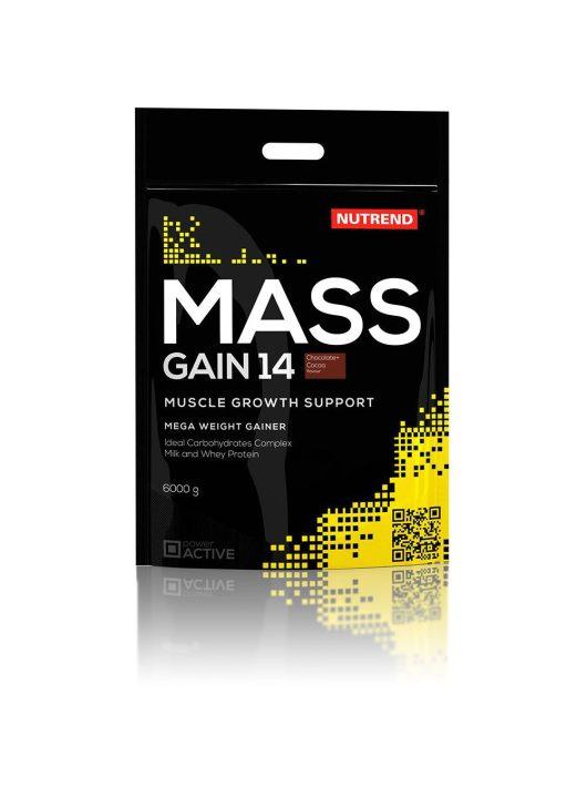 Nutrend Mass Gain 14 - 6 kg tömegnövelő