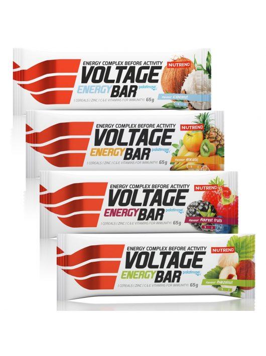 Nutrend Voltage Energy Bar