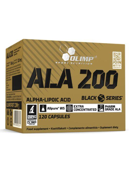 Olimp ALA 200 antioxidáns 120 kapszula