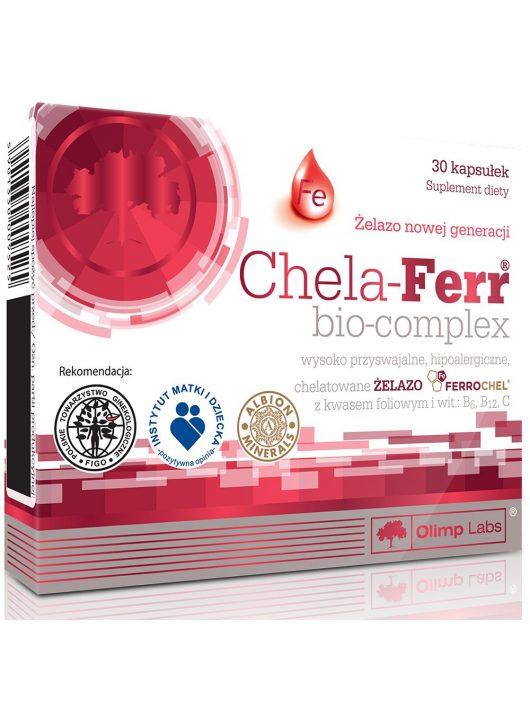 Olimp Labs CHELA-FERR BIO-COMPLEX® - 30 kapszula