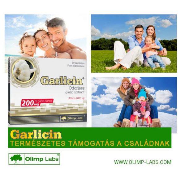 Olimp Labs GARLICIN® fokhagyma kivonat