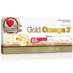 Olimp Labs Gold Omega 3 - 60 kapszula