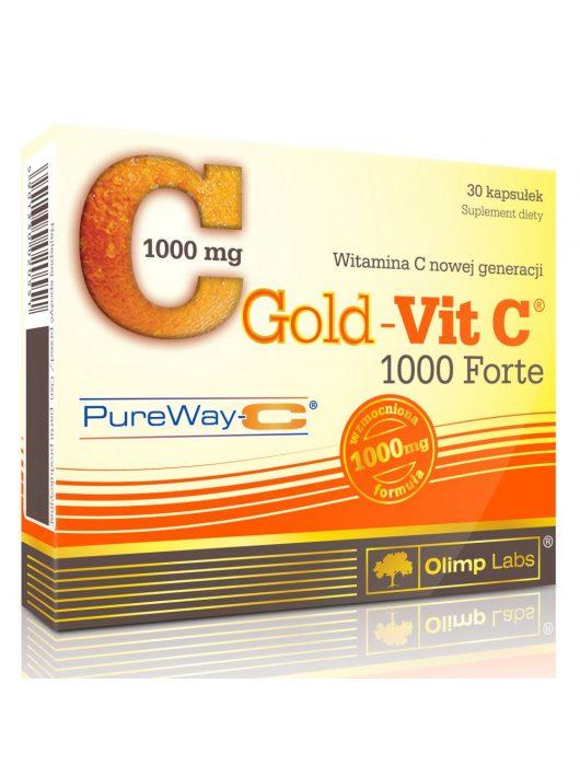 Olimp Gold-Vit C® 1000 Forte - 30 kapszula