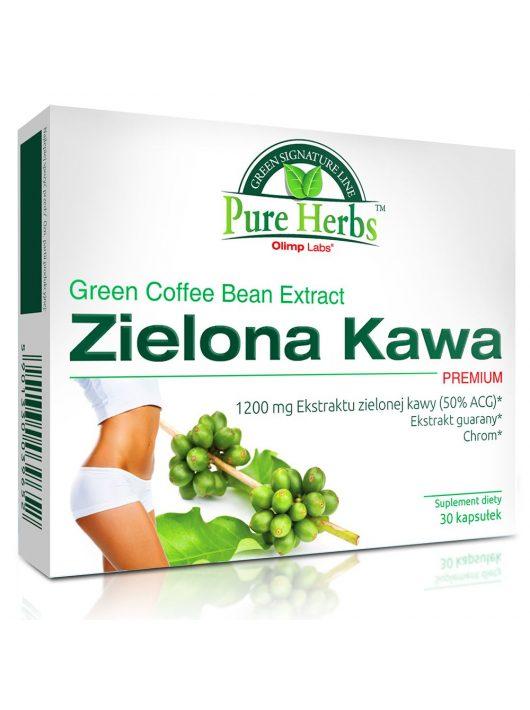 Olimp Labs GREEN COFFEE Premium - 30 kapszula