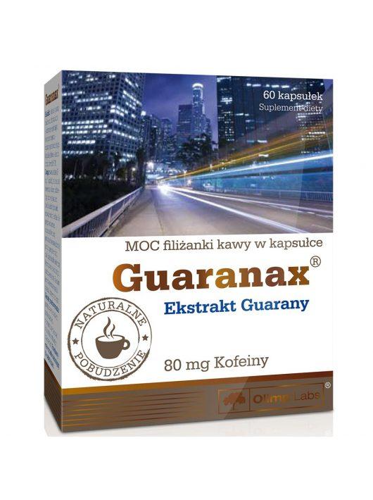 Olimp Labs GUARANAX® - 60 kapszula