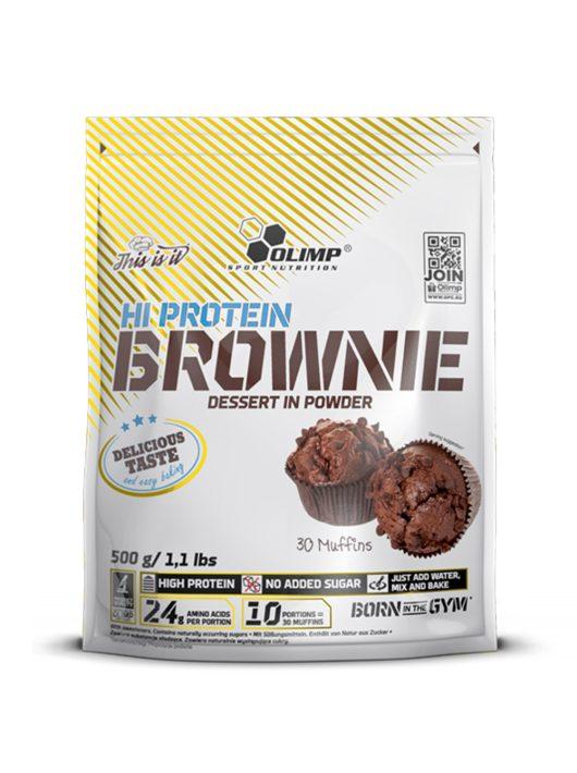 Olimp Hi Protein Brownie - 500g