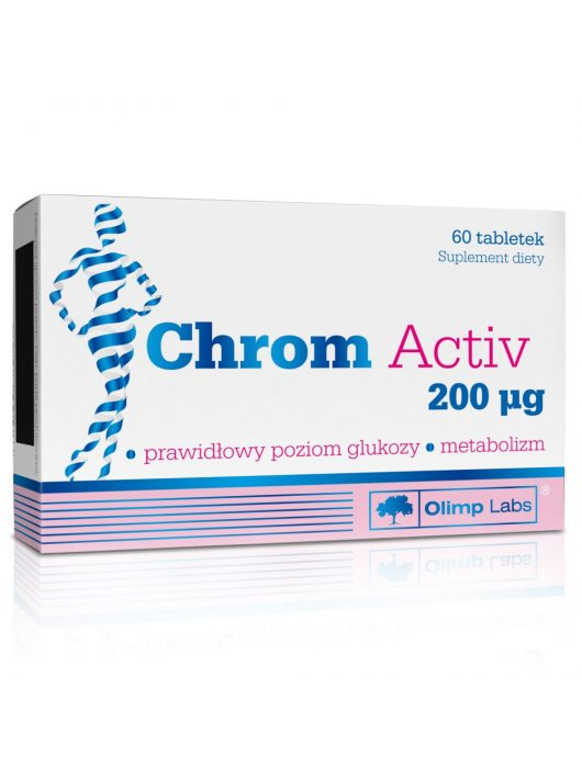Olimp Labs Chrom Activ 200 µg - 60 tabletta