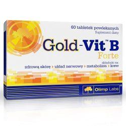 Olimp Labs Gold VIT™ B Forte vitamin 60 tabletta